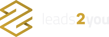 leads2you - Logo: Footer